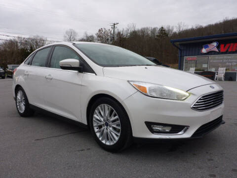 2018 Ford Focus for sale at Viles Automotive in Knoxville TN