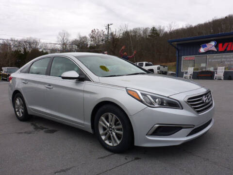 2016 Hyundai Sonata for sale at Viles Automotive in Knoxville TN
