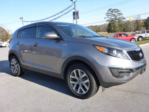 2016 Kia Sportage for sale at Viles Automotive in Knoxville TN