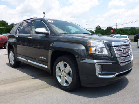2017 GMC Terrain for sale at Viles Automotive in Knoxville TN