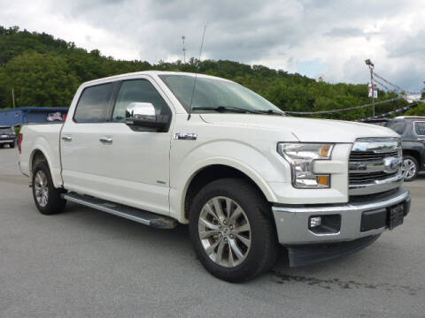 2017 Ford F-150 for sale at Viles Automotive in Knoxville TN