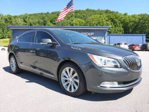 2016 Buick LaCrosse for sale at Viles Automotive in Knoxville TN
