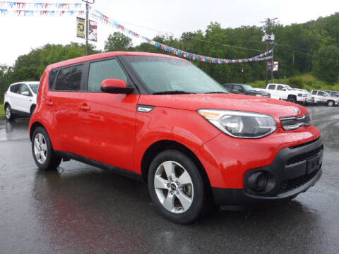 2019 Kia Soul for sale at Viles Automotive in Knoxville TN