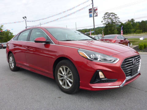 2019 Hyundai Sonata for sale at Viles Automotive in Knoxville TN
