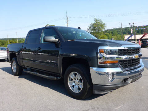 2017 Chevrolet Silverado 1500 for sale at Viles Automotive in Knoxville TN