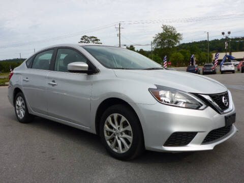 2019 Nissan Sentra for sale at Viles Automotive in Knoxville TN