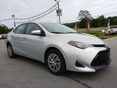 2019 Toyota Corolla for sale at Viles Automotive in Knoxville TN