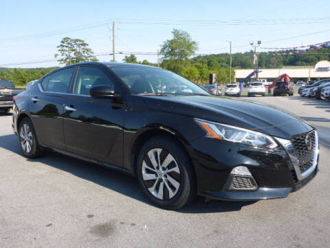 2019 Nissan Altima for sale at Viles Automotive in Knoxville TN