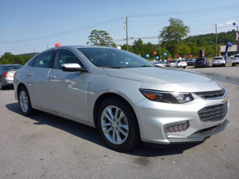 2018 Chevrolet Malibu for sale at Viles Automotive in Knoxville TN