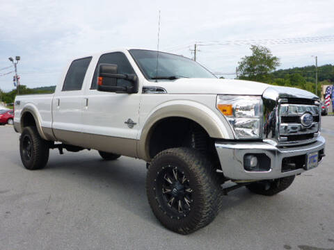 2011 Ford F-250 Super Duty for sale at Viles Automotive in Knoxville TN