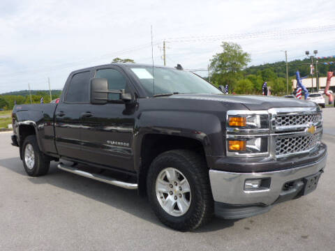 2015 Chevrolet Silverado 1500 for sale at Viles Automotive in Knoxville TN