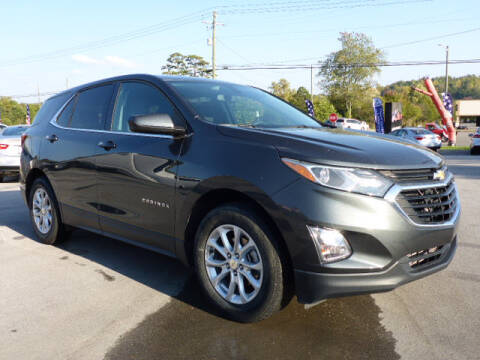 2019 Chevrolet Equinox for sale at Viles Automotive in Knoxville TN