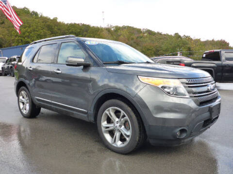 2015 Ford Explorer for sale at Viles Automotive in Knoxville TN