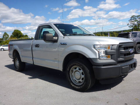 2016 Ford F-150 for sale at Viles Automotive in Knoxville TN