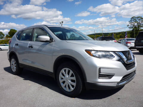 2018 Nissan Rogue for sale at Viles Automotive in Knoxville TN