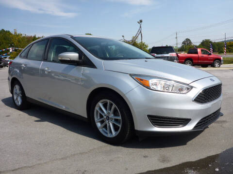2017 Ford Focus for sale at Viles Automotive in Knoxville TN