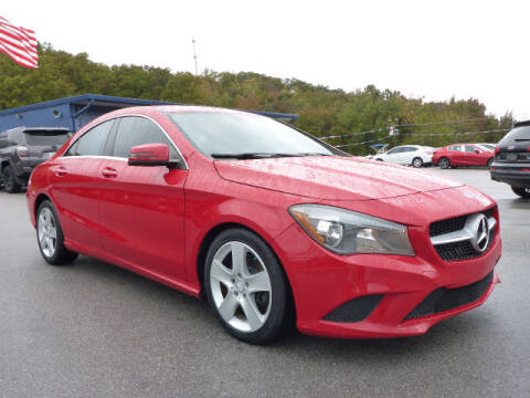 2015 Mercedes-Benz CLA for sale at Viles Automotive in Knoxville TN