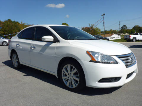 2014 Nissan Sentra for sale at Viles Automotive in Knoxville TN