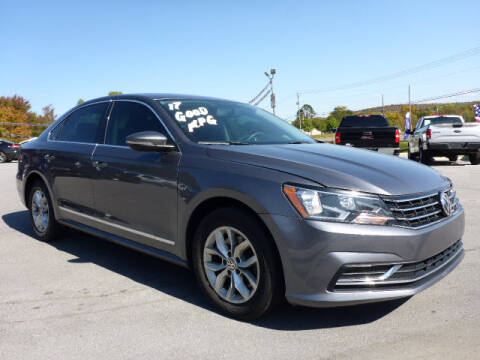 2017 Volkswagen Passat for sale at Viles Automotive in Knoxville TN