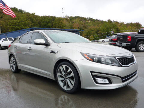 2014 Kia Optima for sale at Viles Automotive in Knoxville TN