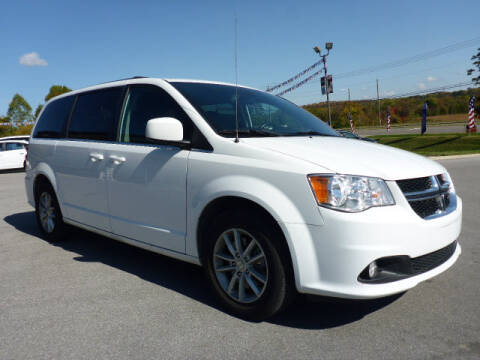 2019 Dodge Grand Caravan for sale at Viles Automotive in Knoxville TN