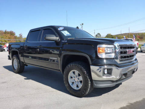 2015 GMC Sierra 1500 for sale at Viles Automotive in Knoxville TN
