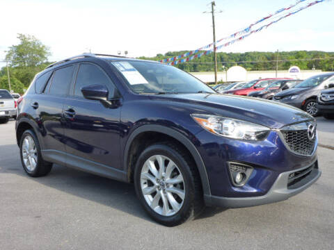 2014 Mazda CX-5 for sale at Viles Automotive in Knoxville TN