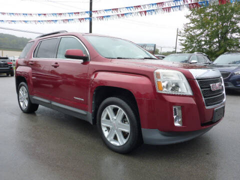 2010 GMC Terrain for sale at Viles Automotive in Knoxville TN