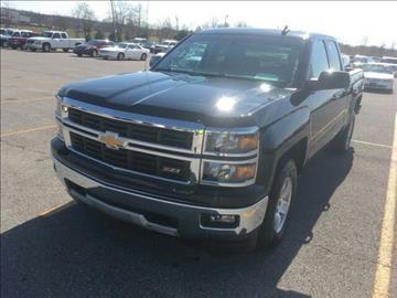 2015 Chevrolet Silverado 1500 for sale at Viles Automotive in Knoxville TN