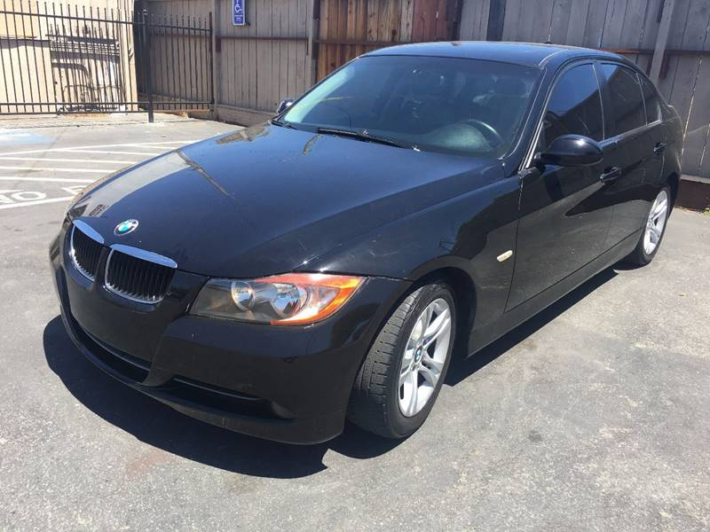 2008 BMW 3 Series for sale at MK Auto Wholesale in San Jose CA