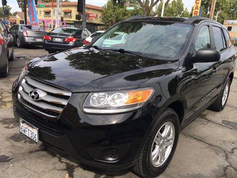 2012 Hyundai Santa Fe for sale at MK Auto Wholesale in San Jose CA