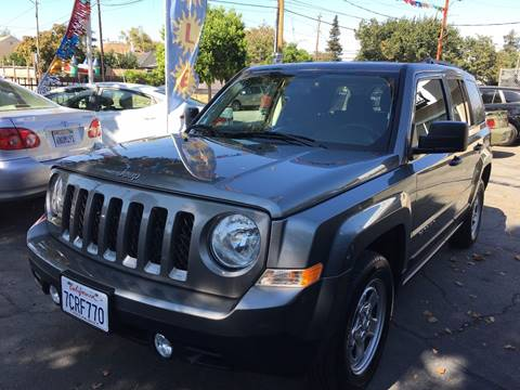 2014 Jeep Patriot for sale at MK Auto Wholesale in San Jose CA