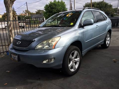 2004 Lexus RX 330 for sale at MK Auto Wholesale in San Jose CA