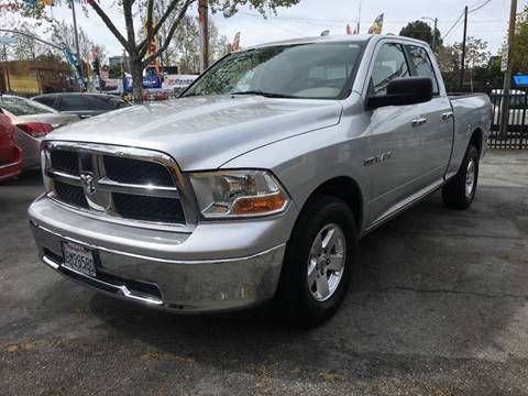 2010 Dodge Ram Pickup 1500 for sale at MK Auto Wholesale in San Jose CA