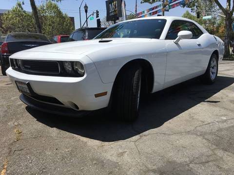 2013 Dodge Challenger for sale at MK Auto Wholesale in San Jose CA