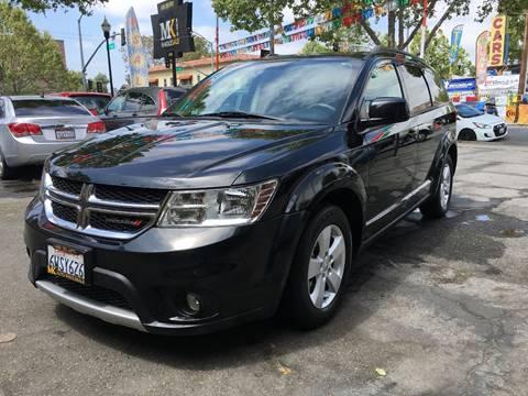 2012 Dodge Journey for sale at MK Auto Wholesale in San Jose CA