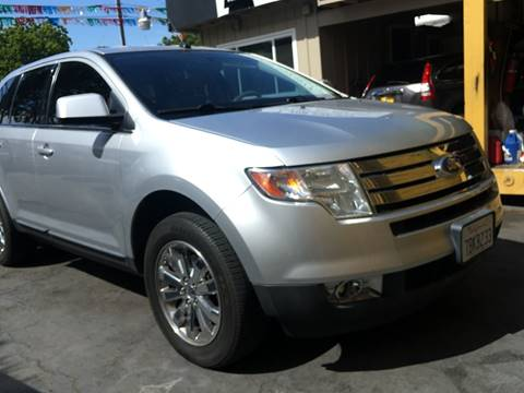 2010 Ford Edge for sale at MK Auto Wholesale in San Jose CA