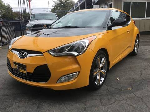 2012 Hyundai Veloster for sale at MK Auto Wholesale in San Jose CA