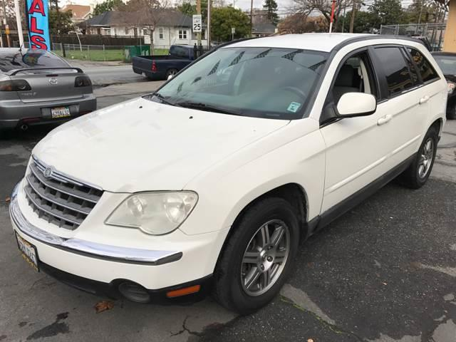 2007 Chrysler Pacifica for sale at MK Auto Wholesale in San Jose CA