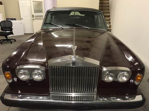 1974 Rolls-Royce Silver Shadow for sale in Tampa, FL