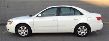 2007 Hyundai Sonata for sale in Houston, TX