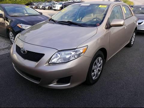 2010 Toyota Corolla for sale in Sterling, VA