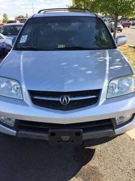 2003 Acura MDX for sale in Sterling, VA