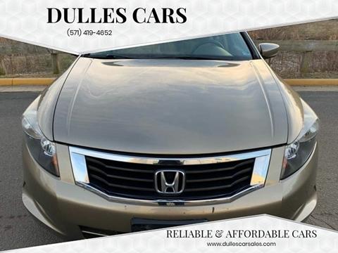 2010 Honda Accord for sale in Sterling, VA