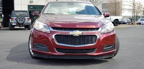 2016 Chevrolet Malibu Limited for sale in Sterling, VA