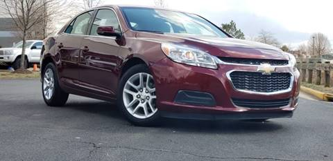2016 Chevrolet Malibu Limited for sale at Dulles Cars in Sterling VA