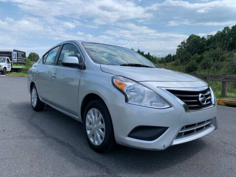 2018 Nissan Versa for sale at Dulles Cars in Sterling VA