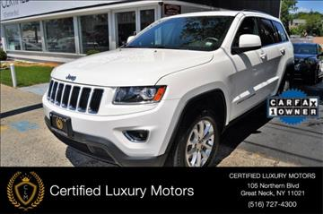 2014 Jeep Grand Cherokee for sale in Great Neck, NY