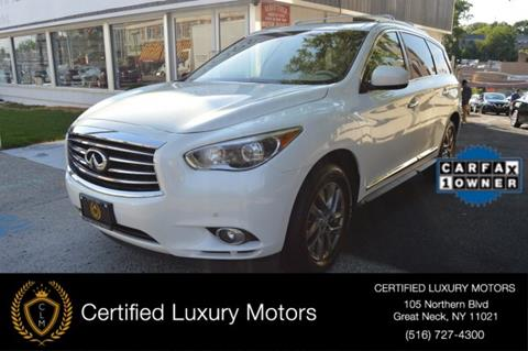 2013 Infiniti JX35 for sale in Great Neck, NY