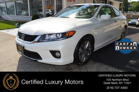 2013 Honda Accord for sale in Great Neck, NY